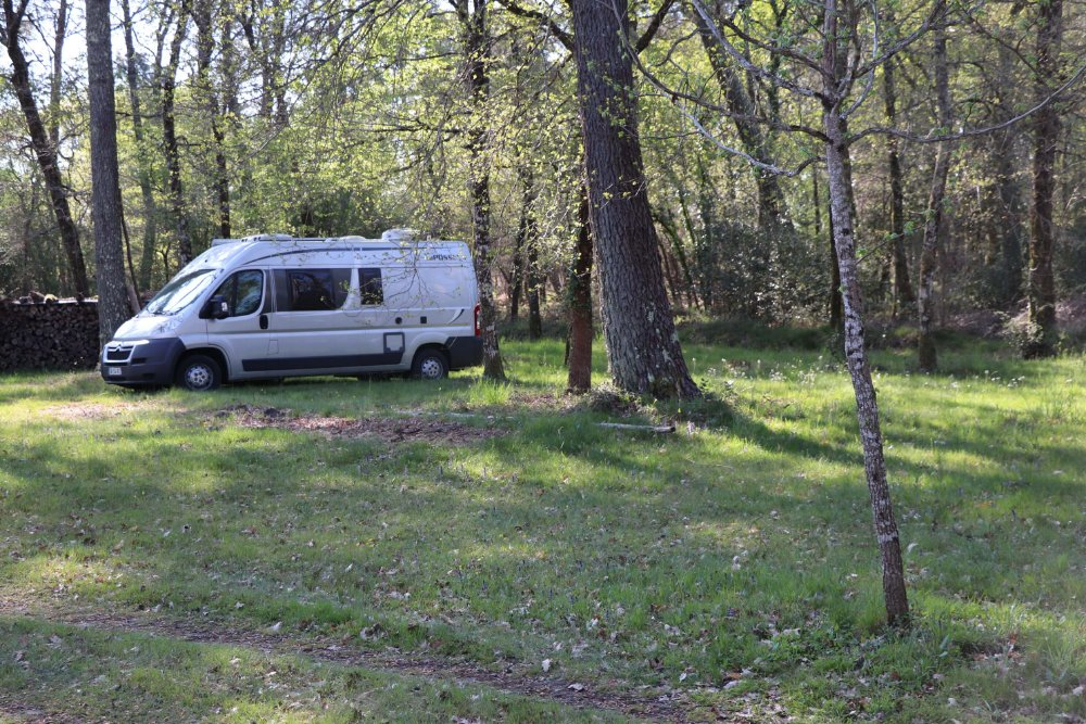 Aire camping-car à Saint-Symphorien (33113) - Photo 4